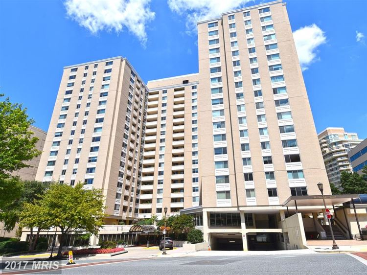 Photo for 4601 PARK AVE #715, CHEVY CHASE, MD 20815 (MLS # MC10028420)