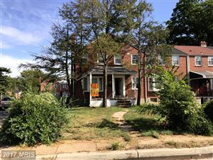 Photo of 1800 BELVEDERE AVE, BALTIMORE, MD 21239 (MLS # BA10084422)