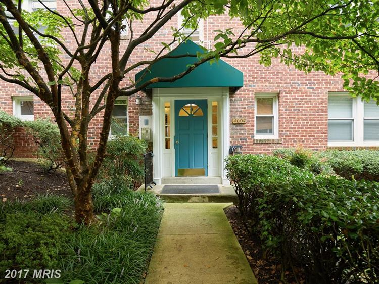 Photo for 4004 BEECHER ST NW #102, WASHINGTON, DC 20007 (MLS # DC10046422)