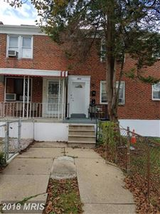 Photo of 4914 POE AVE, BALTIMORE, MD 21215 (MLS # BA10084424)