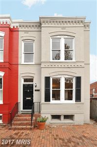 Photo of 1615 33RD ST NW, WASHINGTON, DC 20007 (MLS # DC10101426)