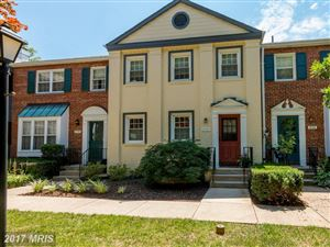 Photo of 6707 FAIRFAX RD #73, CHEVY CHASE, MD 20815 (MLS # MC9997429)