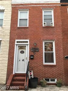 Photo of 1406 COOKSIE ST, BALTIMORE, MD 21230 (MLS # BA10095430)