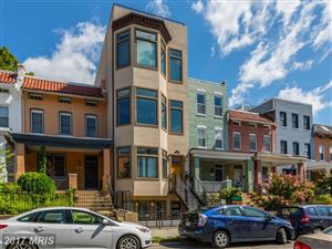 Photo of 1429 MERIDIAN PL NW #A, WASHINGTON, DC 20010 (MLS # DC10019430)