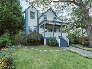 Photo of 4922 ASHBY ST NW, WASHINGTON, DC 20007 (MLS # DC10063430)