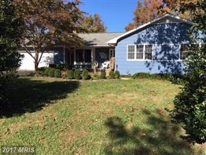 Photo of 101 RIVERVIEW AVE, OXFORD, MD 21654 (MLS # TA9875430)