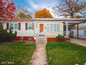 Photo of 9807 51ST AVE, COLLEGE PARK, MD 20740 (MLS # PG10105436)