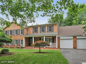 Photo of 6400 WINDERMERE CIR, NORTH BETHESDA, MD 20852 (MLS # MC9978444)