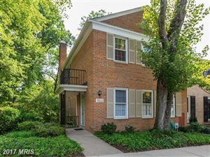 Photo of 3521 HAMLET PL, CHEVY CHASE, MD 20815 (MLS # MC10022446)
