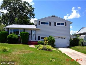 Photo of 712 DELMAR AVE, GLEN BURNIE, MD 21061 (MLS # AA10009447)