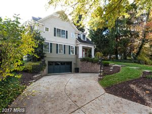 Tiny photo for 3416 THORNAPPLE ST S, CHEVY CHASE, MD 20815 (MLS # MC10028447)