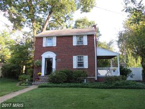 Photo of 4105 QUINTANA ST, HYATTSVILLE, MD 20782 (MLS # PG10068447)