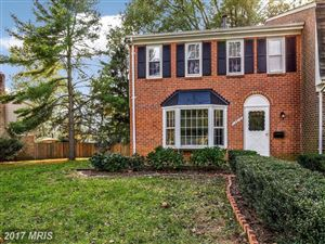 Photo of 12616 ENGLISH ORCHARD CT, SILVER SPRING, MD 20906 (MLS # MC10096448)