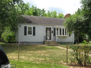 Photo of 7401 MARION ST, DISTRICT HEIGHTS, MD 20747 (MLS # PG10007449)
