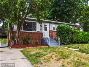 Photo of 1313 EASTWOOD DR, DISTRICT HEIGHTS, MD 20747 (MLS # PG10036450)