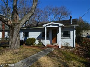 Photo of 618 CHARLES AVE, DEALE, MD 20751 (MLS # AA9866451)