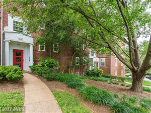Photo of 3680 38TH ST NW #A241, WASHINGTON, DC 20016 (MLS # DC10004451)