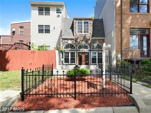 Photo of 435 RHODE ISLAND AVE NW, WASHINGTON, DC 20001 (MLS # DC9999451)