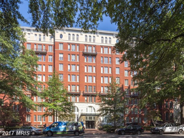 Photo for 1441 RHODE ISLAND AVE NW #313, WASHINGTON, DC 20005 (MLS # DC10051455)