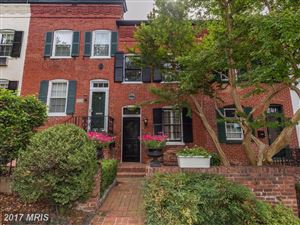 Tiny photo for 1213 35TH ST NW, WASHINGTON, DC 20007 (MLS # DC9978458)