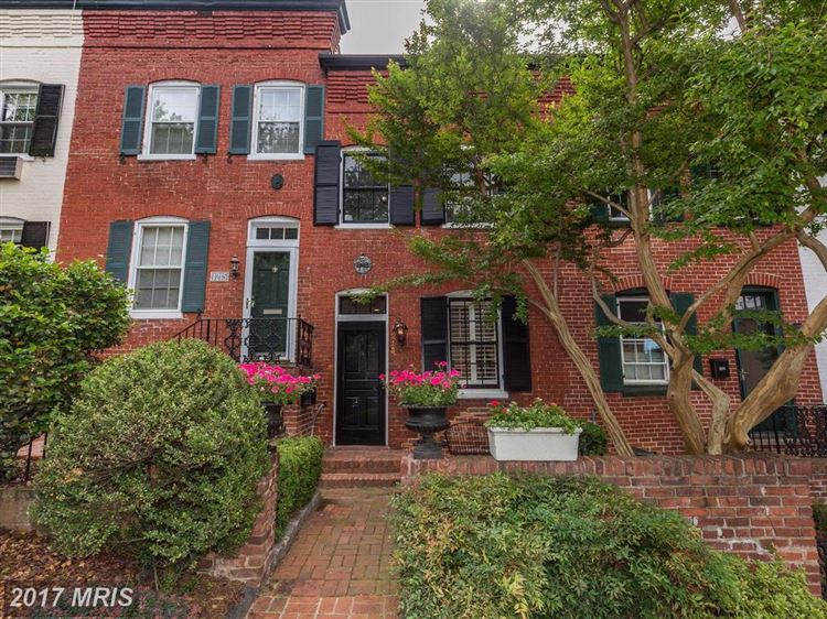Photo for 1213 35TH ST NW, WASHINGTON, DC 20007 (MLS # DC9978458)