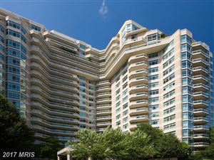 Photo of 5610 WISCONSIN AVE #1206, CHEVY CHASE, MD 20815 (MLS # MC10084459)