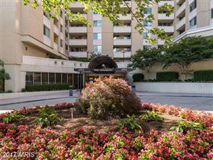 Photo of 4601 PARK AVE #409-J, CHEVY CHASE, MD 20815 (MLS # MC9965462)