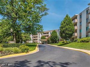 Photo of 7501 DEMOCRACY BLVD #B-118, BETHESDA, MD 20817 (MLS # MC9992462)