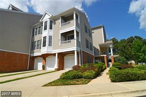 Photo of 2002 PEGGY STEWART WAY #203, ANNAPOLIS, MD 21401 (MLS # AA10087463)