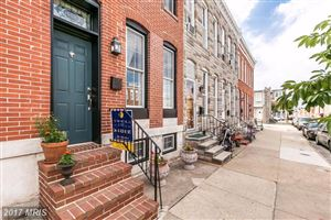 Photo of 1508 HENRY ST, BALTIMORE, MD 21230 (MLS # BA9975466)