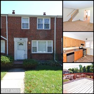Photo of 5023 WILKENS AVE, BALTIMORE, MD 21228 (MLS # BC10108467)