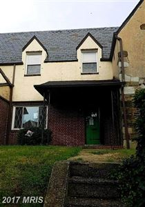 Photo of 3427 WABASH AVE, BALTIMORE, MD 21215 (MLS # BA10009468)