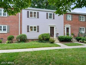 Photo of 6622 HILLANDALE RD #60, CHEVY CHASE, MD 20815 (MLS # MC10016468)