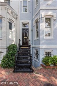 Photo of 2907 OLIVE ST NW, WASHINGTON, DC 20007 (MLS # DC10049470)