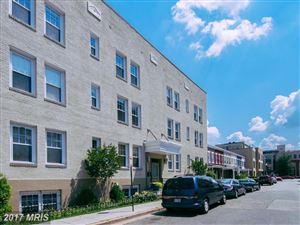 Photo of 739 NEWTON PL NW #105, WASHINGTON, DC 20010 (MLS # DC9975470)
