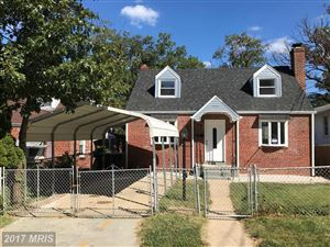 Photo of 5418 GALLATIN ST, HYATTSVILLE, MD 20781 (MLS # PG10073474)