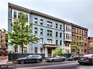Photo of 1827 FLORIDA AVE NW #103, WASHINGTON, DC 20009 (MLS # DC9974477)