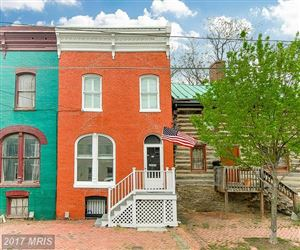 Photo of 21 5TH ST E, FREDERICK, MD 21701 (MLS # FR9923480)