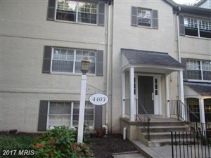 Photo of 4403 ROMLON ST #202, BELTSVILLE, MD 20705 (MLS # PG10057481)