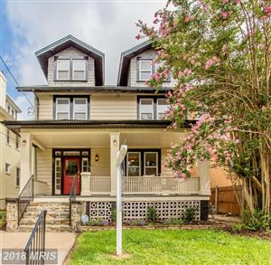 Photo of 1211 FARRAGUT ST NW, WASHINGTON, DC 20011 (MLS # DC10079484)