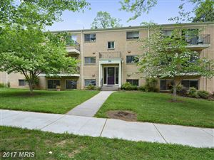 Photo of 10661 MONTROSE AVE #M-101, BETHESDA, MD 20814 (MLS # MC10052484)