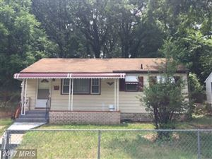 Photo of 5729 EAGLE ST, CAPITOL HEIGHTS, MD 20743 (MLS # PG10013490)