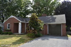 Photo of 10822 LINCOLN AVE, HAGERSTOWN, MD 21740 (MLS # WA9986490)