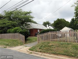 Tiny photo for 5 EAST HAMILTON AVE, SILVER SPRING, MD 20901 (MLS # MC10005491)