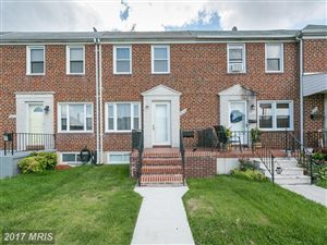 Photo of 6829 DULUTH AVE, BALTIMORE, MD 21222 (MLS # BC10034492)