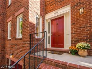 Photo of 3972 GEORGETOWN CT NW, WASHINGTON, DC 20007 (MLS # DC10080493)