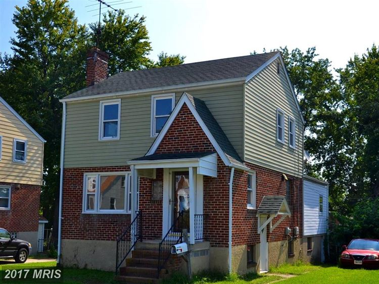 Photo for 117 ELINOR AVE, BALTIMORE, MD 21236 (MLS # BC10048494)