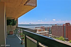 Photo of 400 MADISON ST #1101, ALEXANDRIA, VA 22314 (MLS # AX9985495)