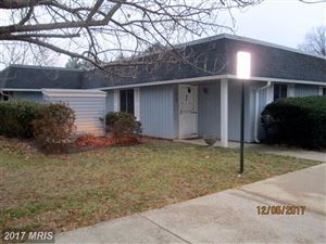 Photo of 15002 CANDOVER CT #278-C, SILVER SPRING, MD 20906 (MLS # MC10115498)