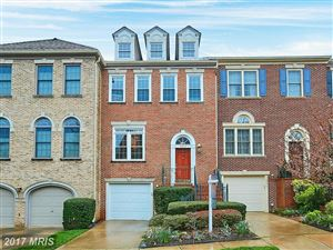Photo of 3929 BARCROFT MEWS CT, FALLS CHURCH, VA 22041 (MLS # FX9908500)